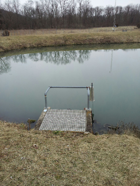Photos of our services for Pond water treatment systems
